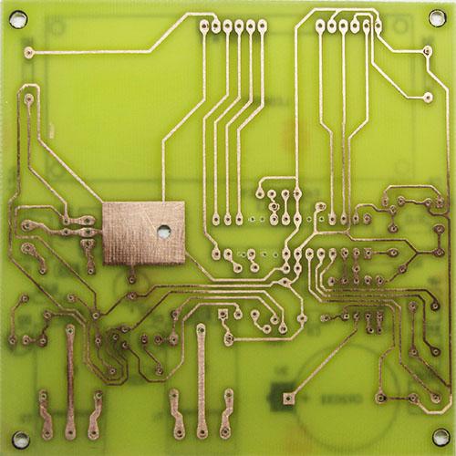 PCB Bot کنترل و برنامه ریزی دو رله با زمان یا دما